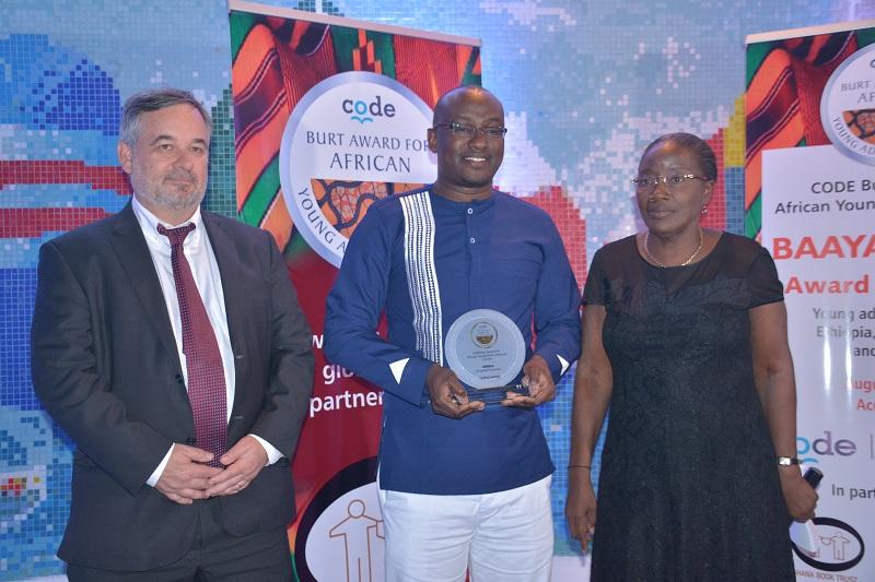 Kenyan author Kinyanjui Kombani wins top award - Business Today Kenya