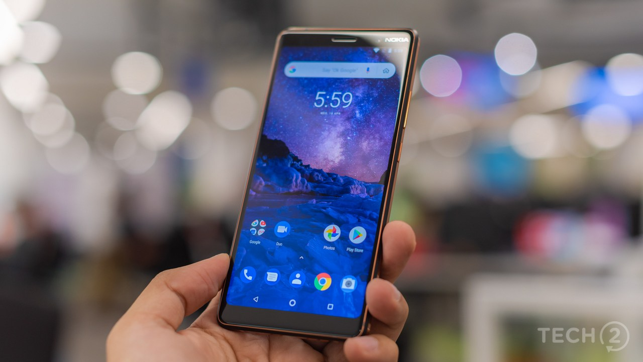 Android 9 now available on Nokia 7 Plus - Business Today Kenya
