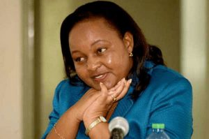 Kirinyaga Governor Anne Waiguru survived impeachment twice www.businesstoday.co.ke