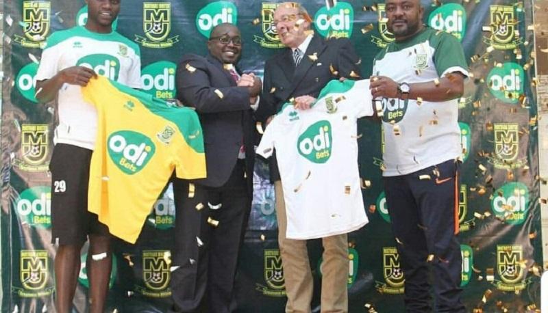 Has Jimmy Kibaki ventured into sports betting?