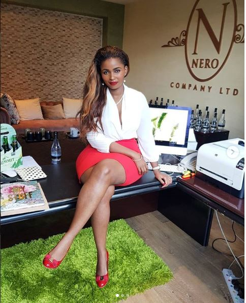Africa Business Class: Keroche Heiress Anerlisa Muigai Named Among 40Under-40