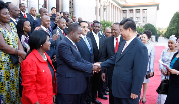 Image result for chinese in kenya