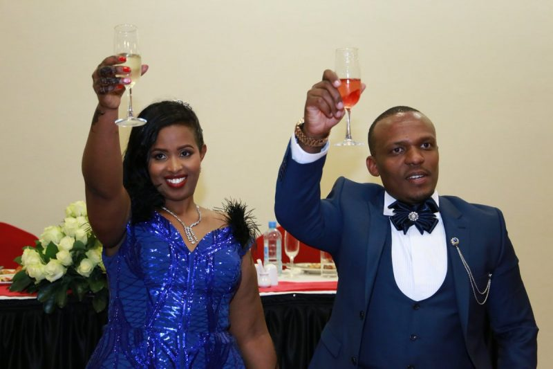 Backlash over interfaith marriage fails to bother Ben Kitili