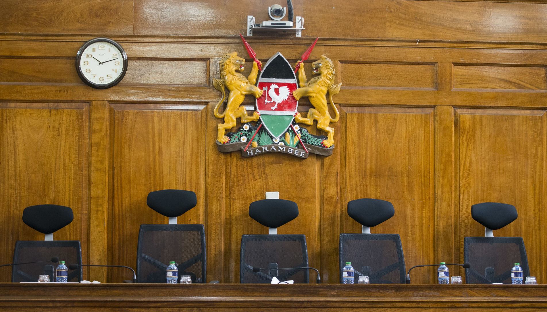 The Supreme Court of Kenya. In Kenyan courts, corruption cases involving politicians seem to go rest in peace. www.businesstoday.co.ke