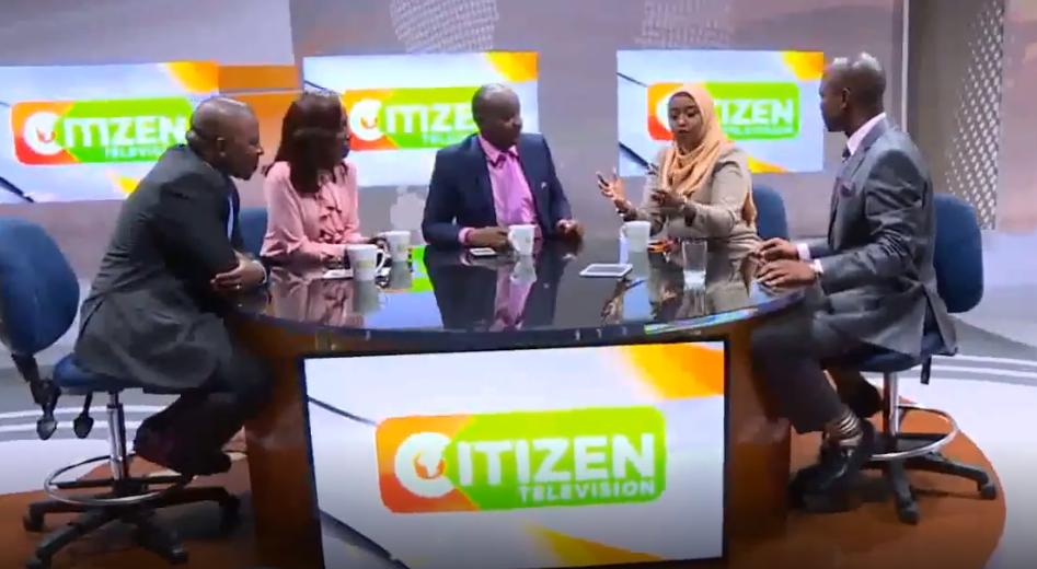 Citizen TV unveils News Gang, a new star-studded current ...