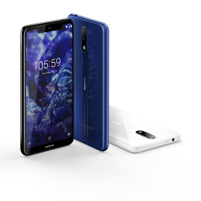 HMD Global announces availability of Nokia 5 1 Plus in Kenyan market
