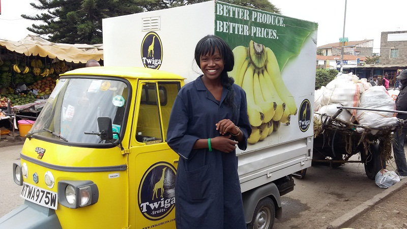 Twiga Foods operates collection centers across the country, in addition to a central pack house with cold storage facilities, and mobilised trucks and vans for swift collection and distribution of produce. www.businesstoday.co.ke