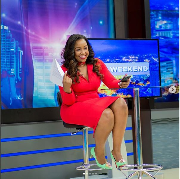 For Betty Kyalo, Six-Figure Salary Wasn't King. On To The Next One