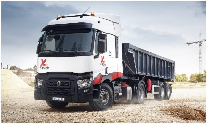 CMC Motors on truck with Renault partnership