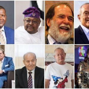 Richest Africans