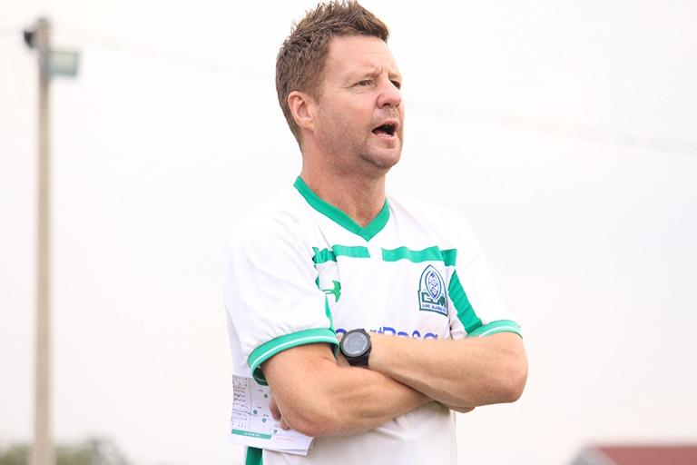 Former Gor Mahia Coach Dylan Kerr