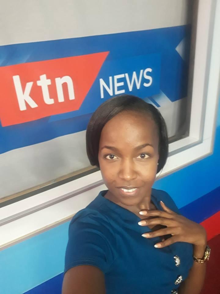 K24 U0026 39 S Grace Kuria Joins Ktn News