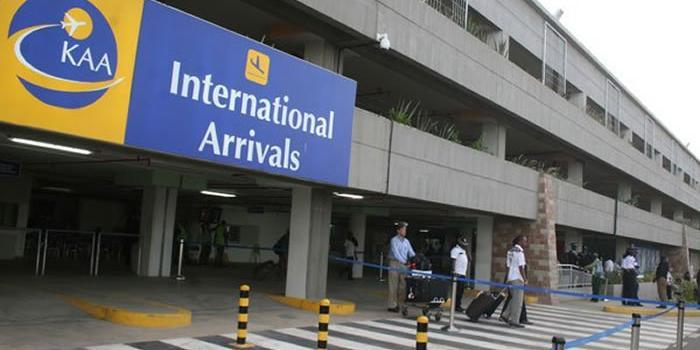 Jomo Kenyatta International Airport (JKIA) International Arrivals terminal. The airport is second-fastest growing airport in the world. www.businesstoday.co.ke