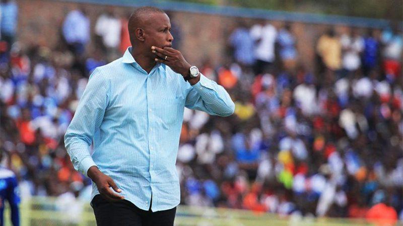 AFC Leopards Coach Andre Casa Mbungo