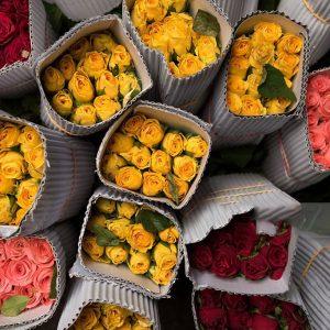 Kenyan flowers packaged for export. Kenya has sent over 300 bouquets of flowers to London, United Kingdom. www.businesstoday.co.ke