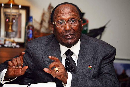 Billionaire Chris Kirubi. Despite questions over how he built his empire, he advices entrepreneurs on how to make wise investment decisions.