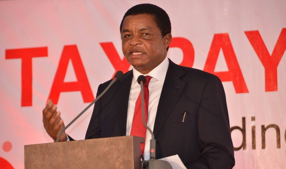 Image result for images of KRA John Njiraini