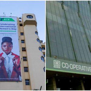 KCB Co-op Equity bank banks