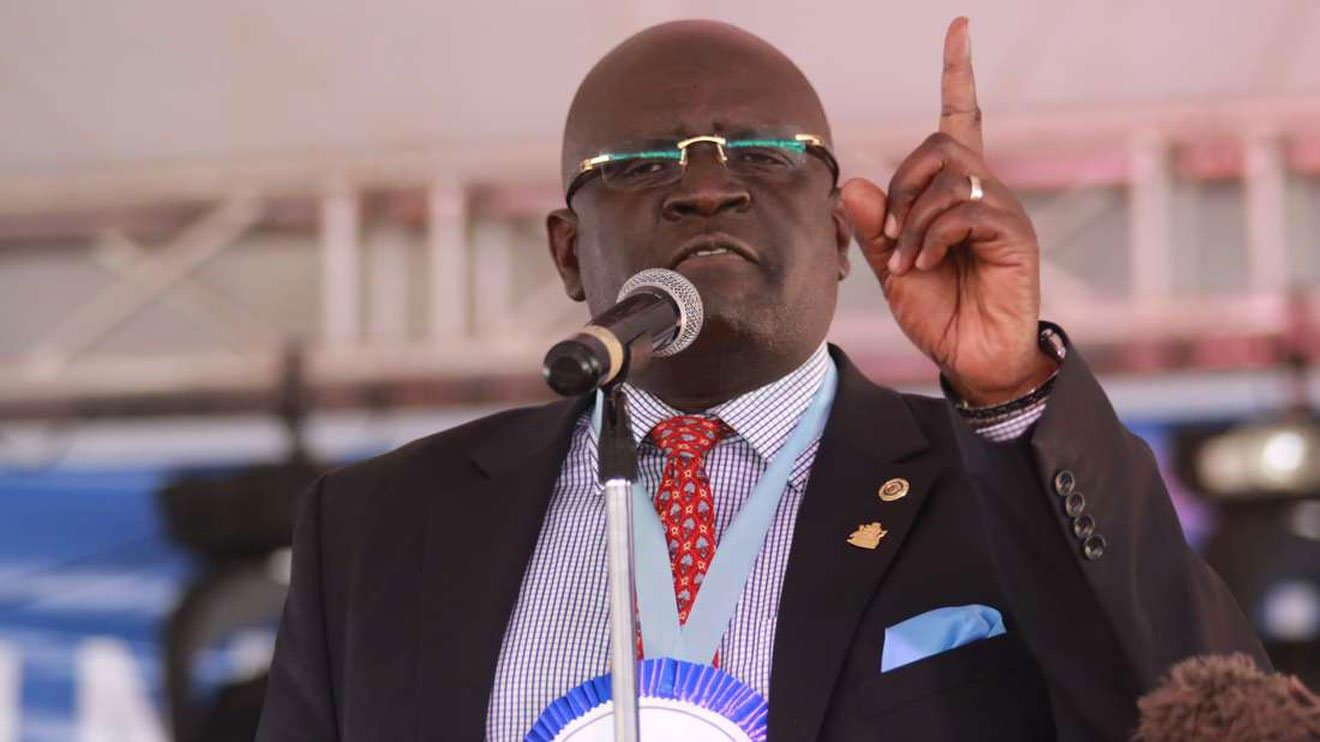 Education Cabinet Secretary Prof George Magoha www.businesstoday.co.ke