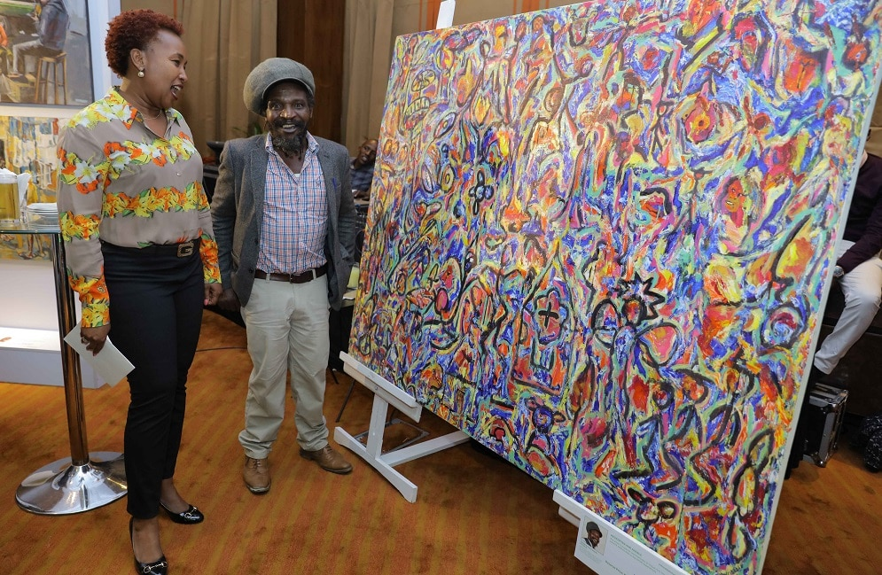 Kenya's finest artists showcase their work - Business Today Kenya