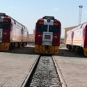 In Kenya, the Chinese funded Standard Gauge Railway, dubbed 'project of the century', has created 50,000 local jobs and boosted the country's economic growth by 1.5 per cent