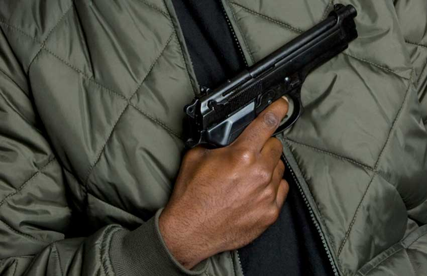 Private gun ownership in Kenya collides with police and military law