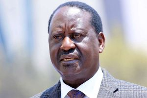 Orange Democratic Movement (ODM) Party Leader Raila Odinga www.businesstoday.co.ke
