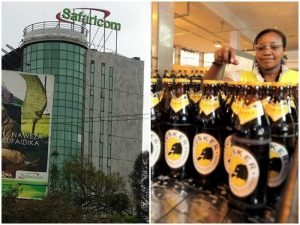 Companies such as Safaricom and EABL rank high as Kenya's Best employers. www.businesstoday.co.ke