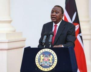 Huduma Namba State of the Nation Uhuru Kenyatta
