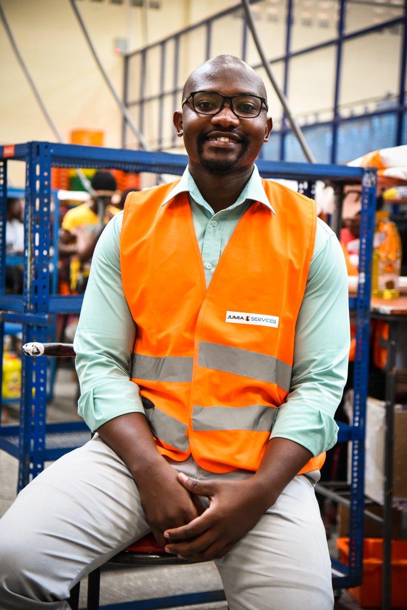 Meet logistics guru behind every package you order from Jumia