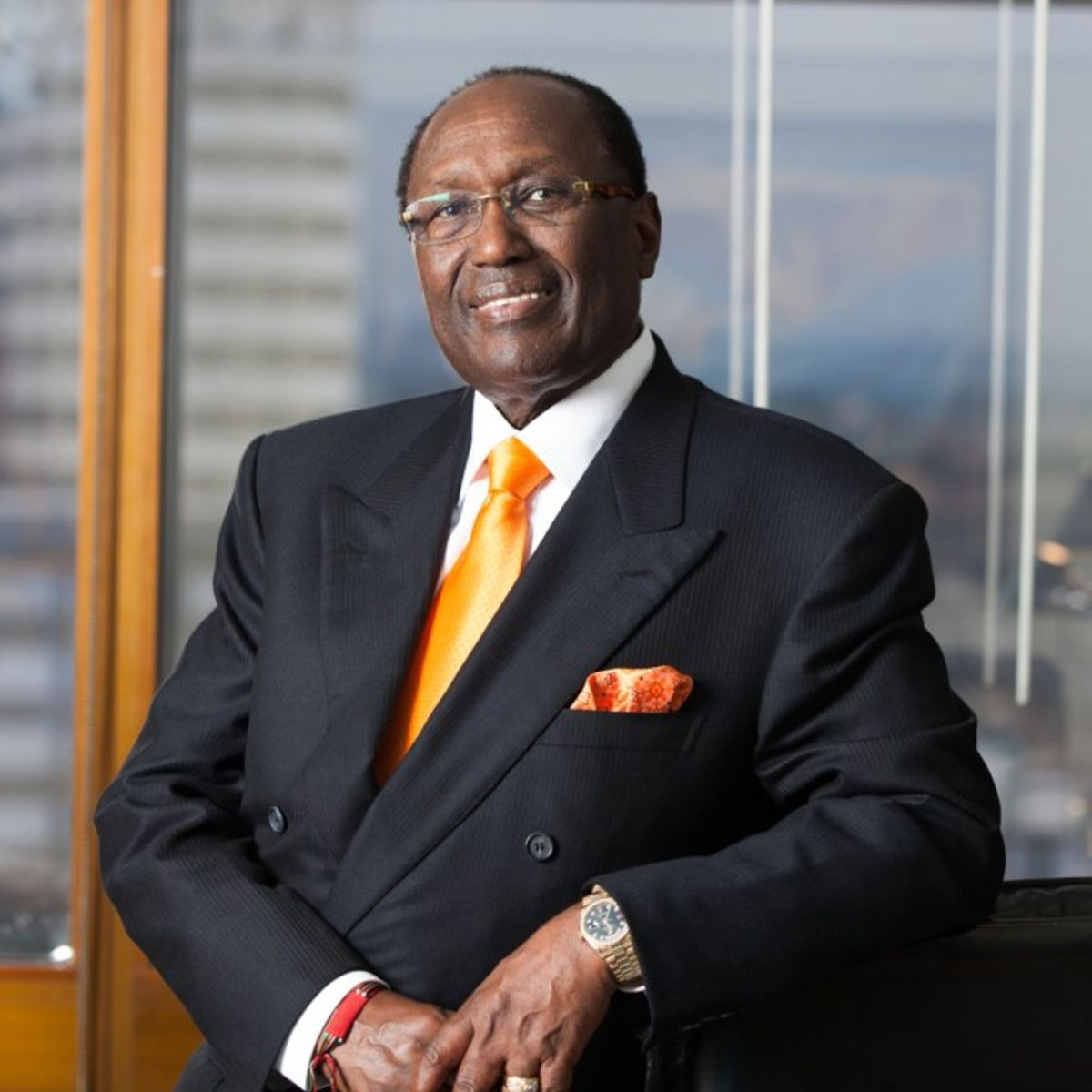 Chris Kirubi: How to learn from your failures and succeed - Business Today Kenya