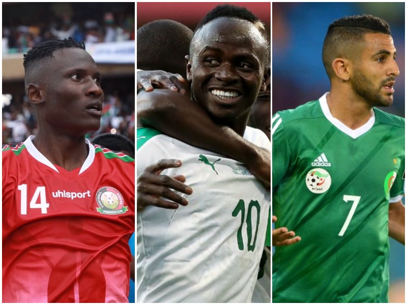 Harambee Stars AFCON opponents