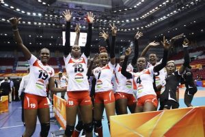 All Africa Games Malkia strikers Kenya volleyball queens