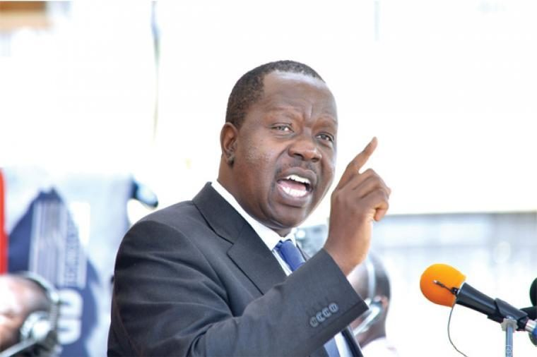 Matiang'i turns guns blazing to betting firms foreign investors