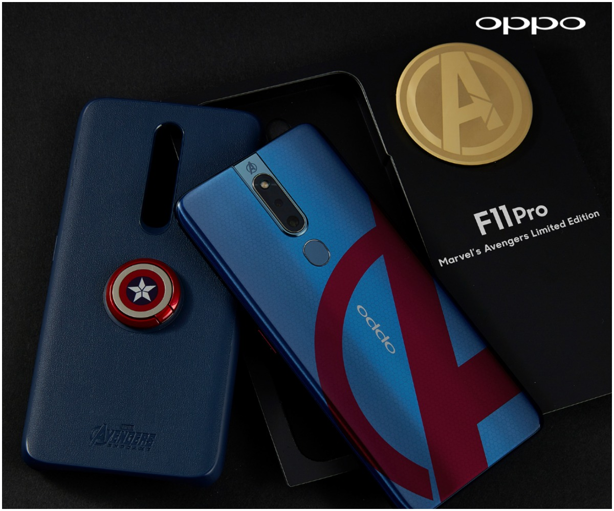 The Sh43,000 Avengers Endgame Themed Smartphone