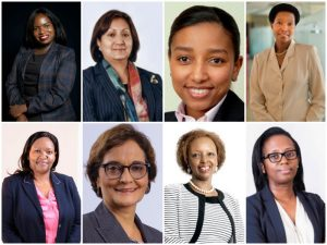 Women who hold top positions at NSE listed companies in the form of CEOs/MDs or Board Chairs. www.businesstoday.co.ke