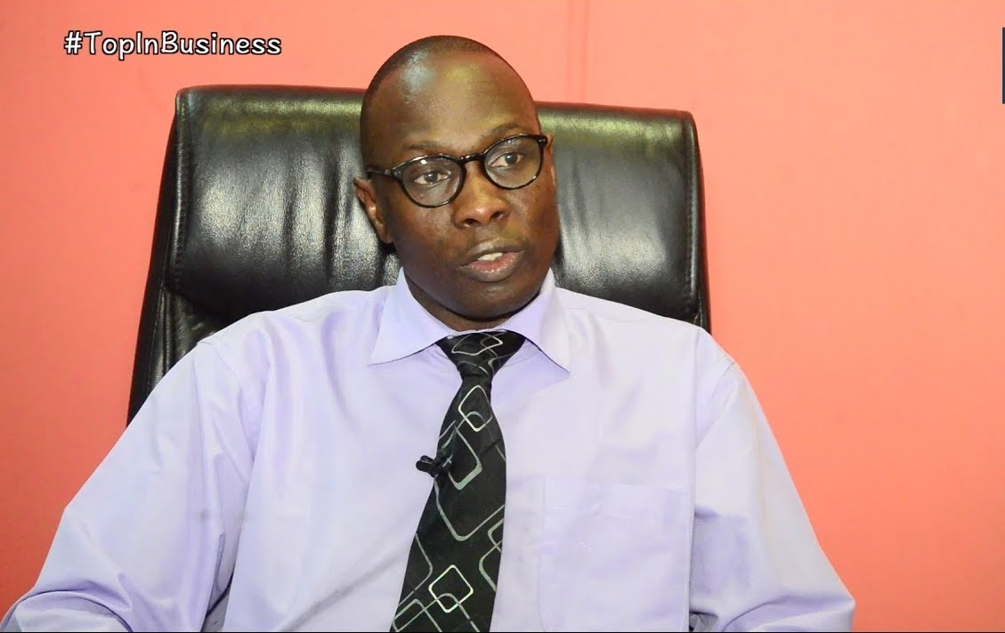 Standard Group Editor in Chief Ochieng Rapuro. He says no journalist will be allowed to accept gifts from new sources in cash or any other form in line with the media house's policy. www.businesstoday.co.ke