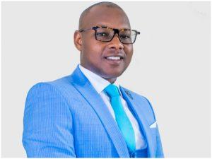 Username Investment CEO Reuben Kimani