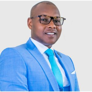 Username Investment CEO Reuben Kimani