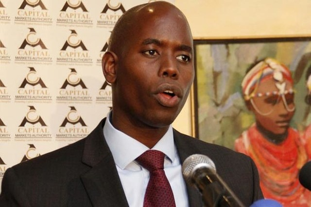 CMA CEO Paul Muthaura www.businesstoday.co.ke