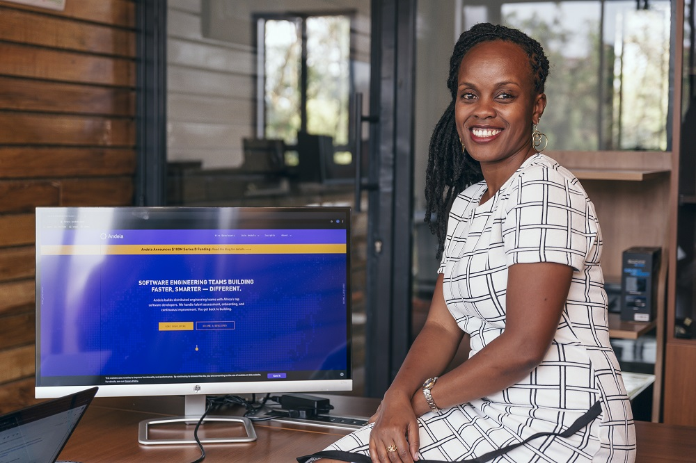 Inspired by a 'mean mum', lady rises to the top of tech business