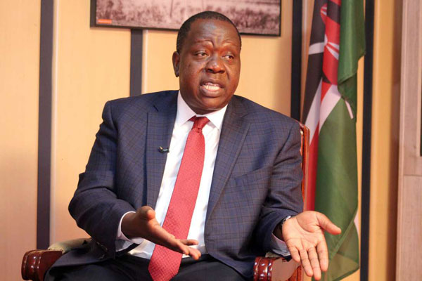 Interior Cabinet Secretary Dr. Fred Matiang'i has gazetted Monday 12th as a public holiday to mark Eid-Ul-Adha. www.businesstoday.co.ke