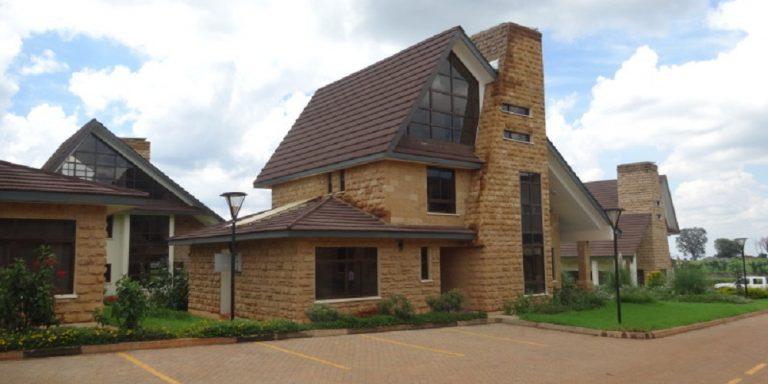 Migaa Golf Estate Home Afrika