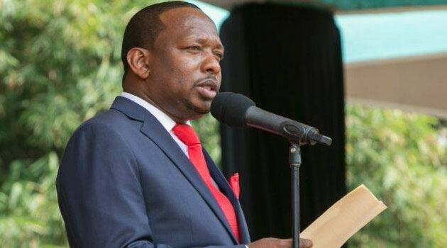 Governor Mike Sonko www.businesstoday.co.ke
