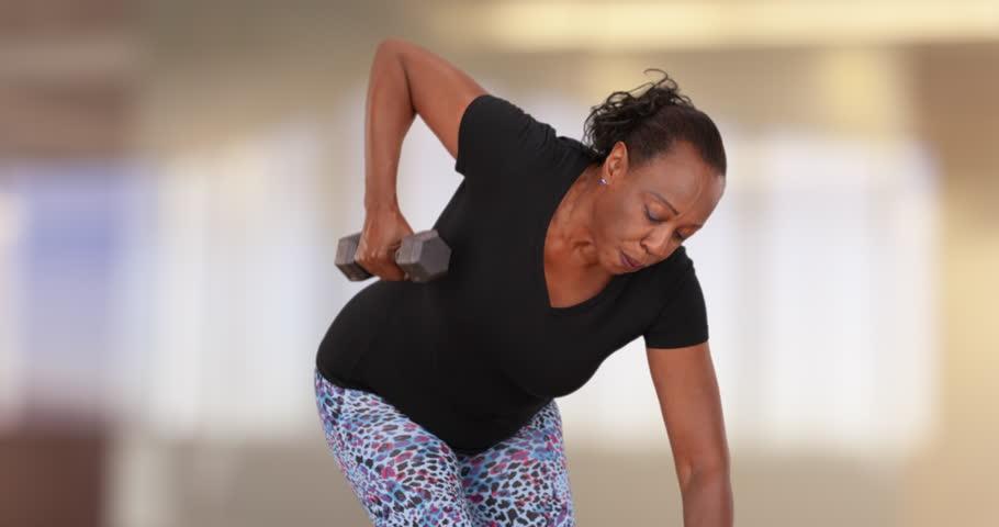 An elderly woman doing physical exercise www.businesstoday.co.ke