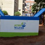 An Athi Water Works Development Agency (AWWDA) borehole in Shauri Moyo AP community. The firm is set to rebrand and release a new strategic plan that could see Nairobi receive increased access to safe water and sanitation www.businesstoday.co.ke