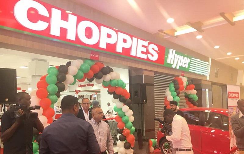 Choppies Supermarket kenya www.businesstoday.co.ke