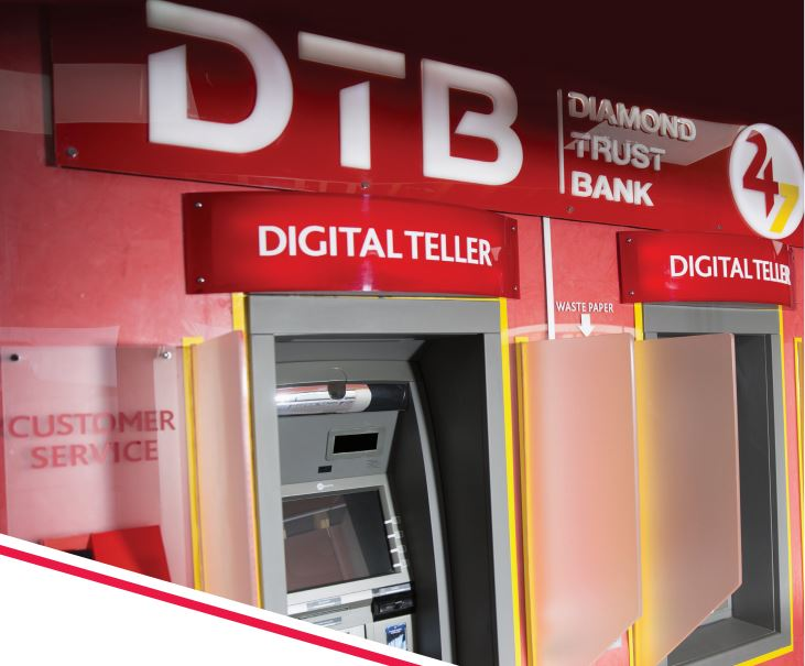 Diamond Trust Bank (DTB) Kenya which has posted a 10% increase in half year profit for H1 2019 www.businesstoday.co.ke