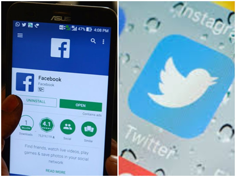 Facebook and Twitter are coming under pressure after racist abuse posts appeared on their platforms. www.businesstoday.co.ke