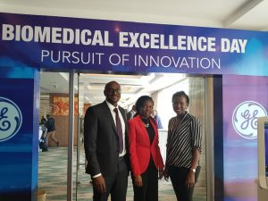 GE Healthcare Biomedical Excellence Day www.businesstoday.co.ke